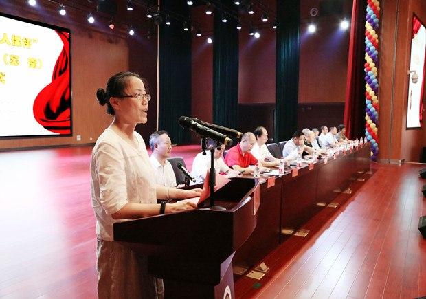 社会事业局副局长、教育文体局局长杨杰致欢迎辞.jpg