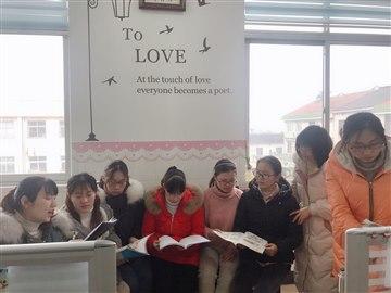 英语教研组第二次校本研修